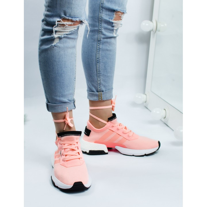 Кроссовки Adidas POD S3.1 Orange/Pink