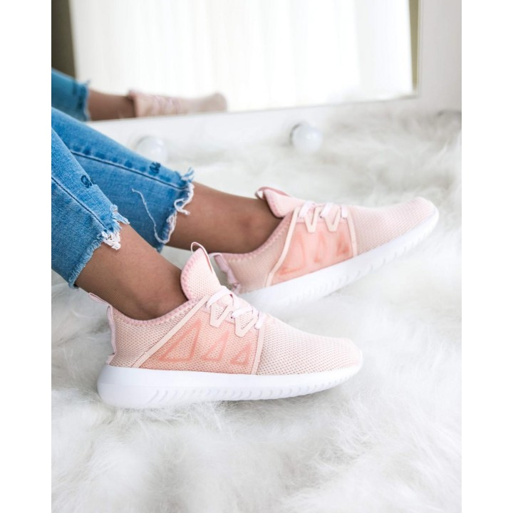 Кроссовки Adidas Tubular Pink