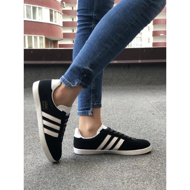 Кроссовки Adidas Gazelle Black