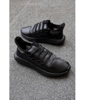 Мужские кроссовки AdidasTubular Shadow  Black