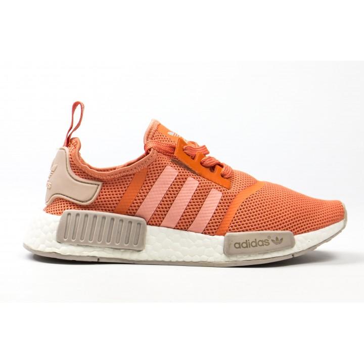 Кроссовки Adidas NMD Orange