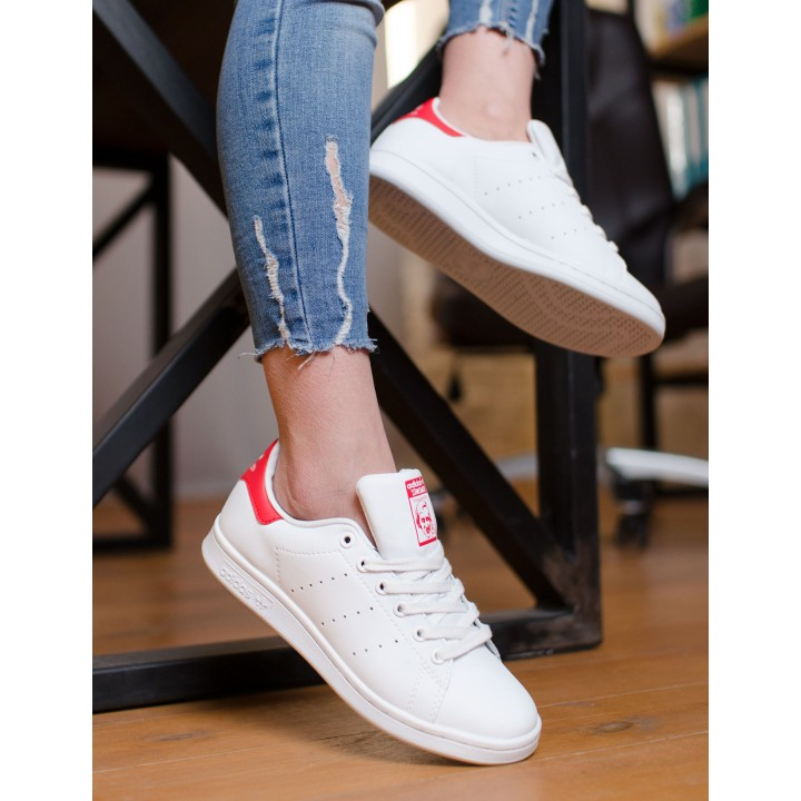 Кроссовки Adidas Stan Smith Red