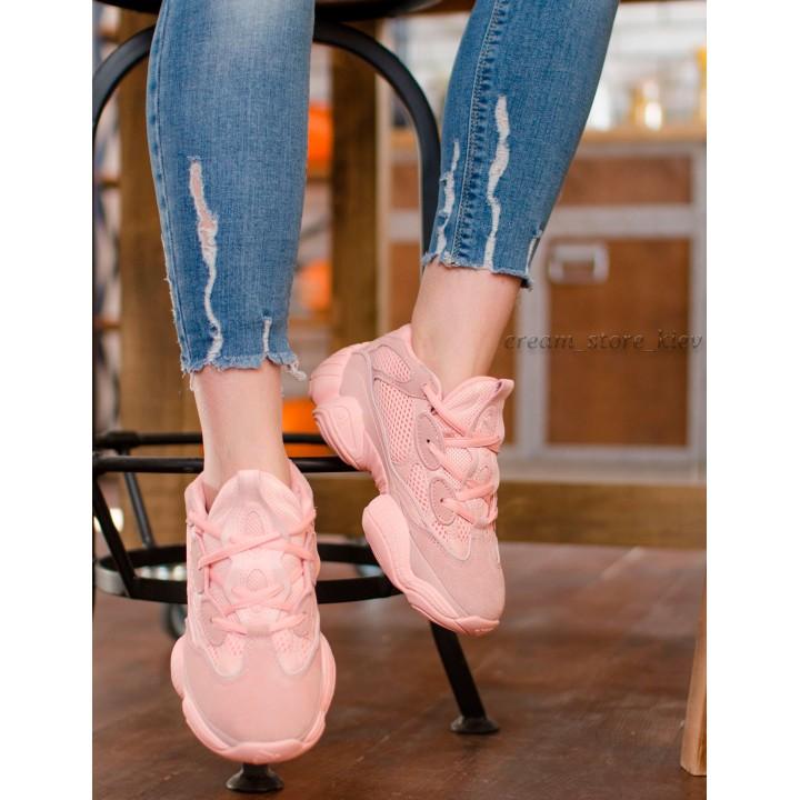 Кроссовки женские Adidas Yeezy 500 Sandy