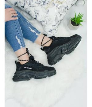 Кроссовки Balenciaga Black