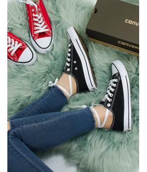 Кроссовки Converse Black