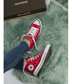 Кеды Converse Red