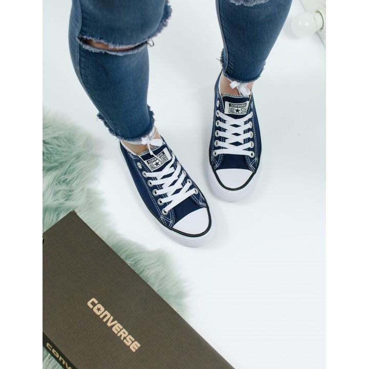 Кеды  Converse Blue