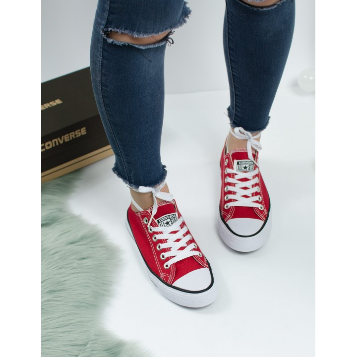 Кроссовки Converse Red