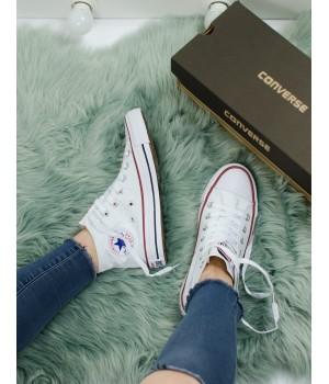 Кроссовки Converse White