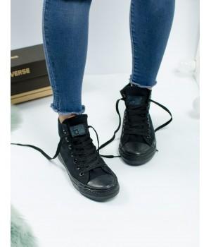 Кроссовки Converse Black Mono