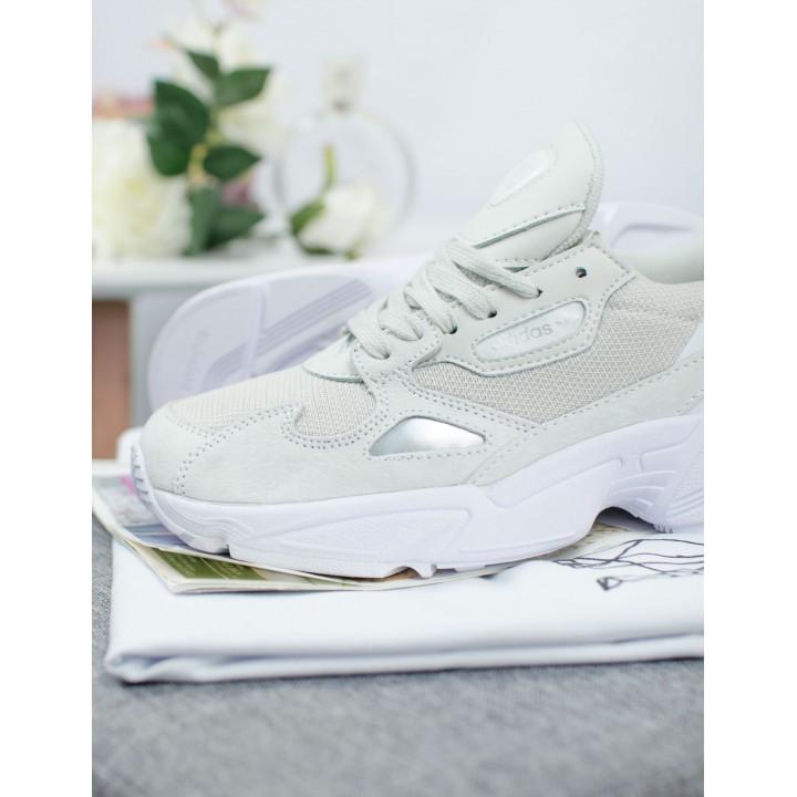Кроссовки Adidas Falcon White