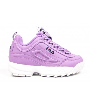 "Кроссовки Fila Disruptor II ""Purple"""