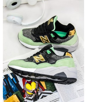 Кроссовки New Balance 530  Black/Green