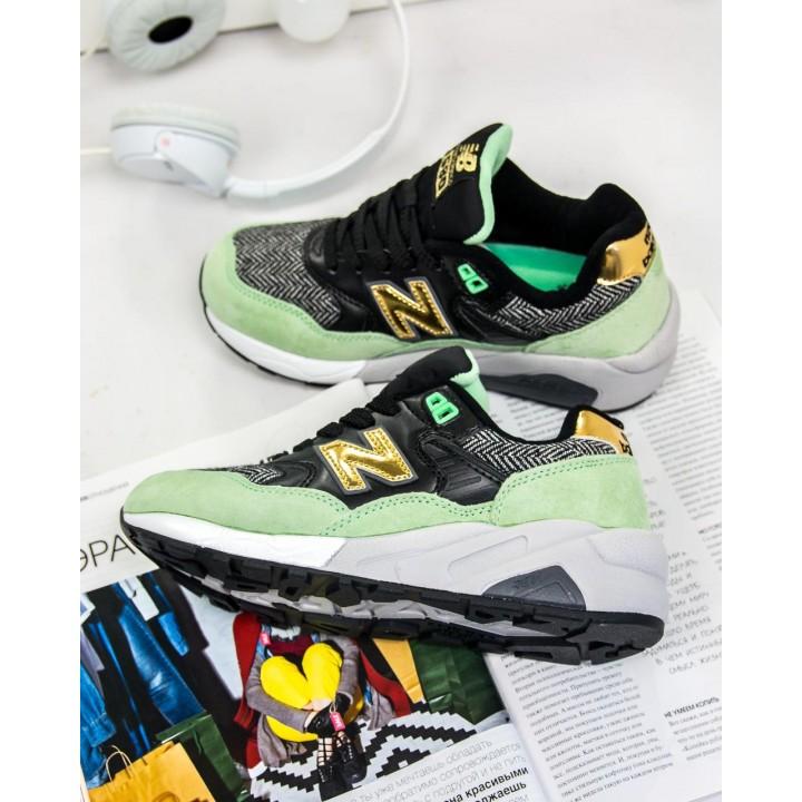 Кроссовки New Balance 530  Black/Green