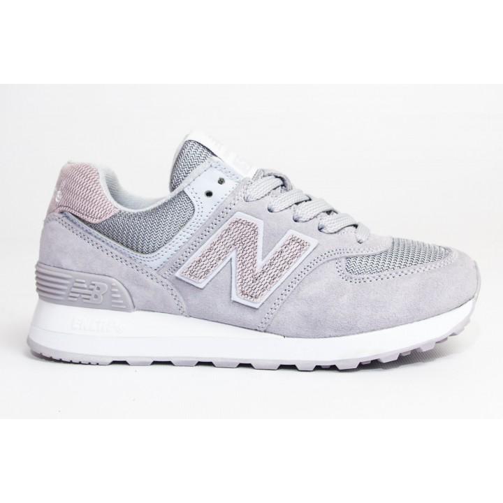 Кроссовки New Balance 574 light grey