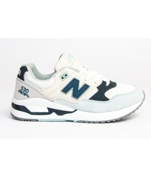 Кроссовки New Balance 530 white/grey/blue