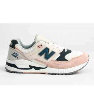 Кроссовки New Balance 530 pink/white/blue