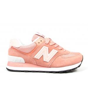 Кроссовки New Balance 574 peach