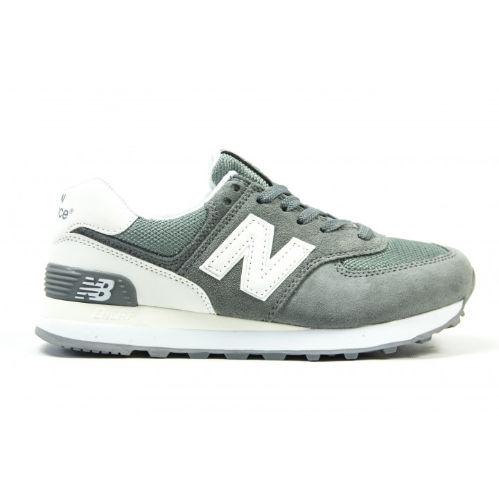 Кроссовки New Balance 574 grey/white