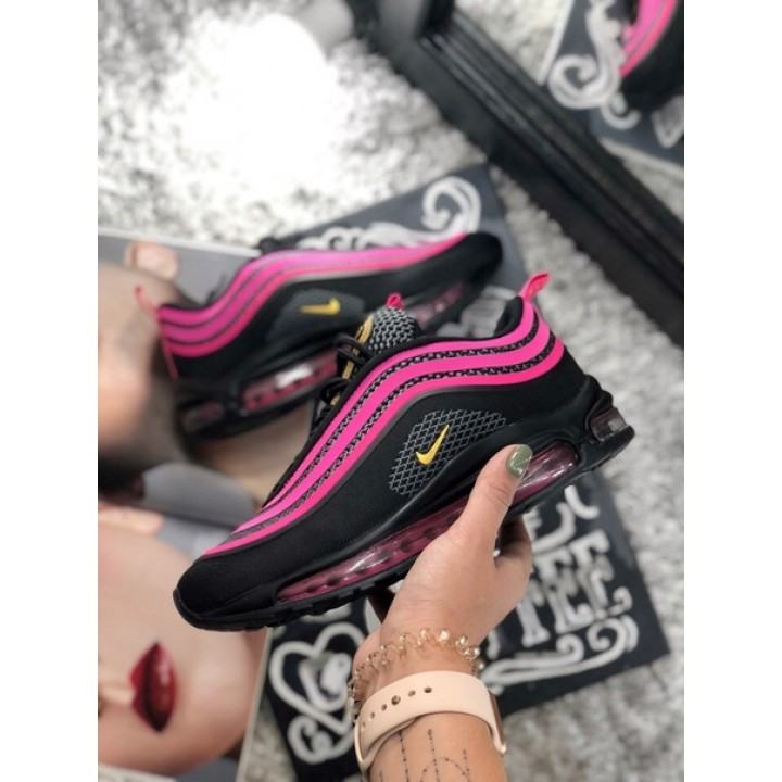 Кроссовки Nike Air Max 97 Black/Pink