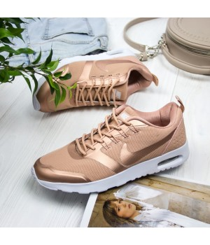 Женские кроссовки Nike Air Max Thea Gold