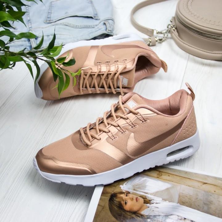 Женские кроссовки Nike Air Max Thea Gold