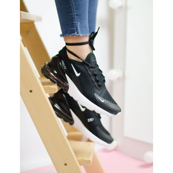 Кроссовки Nike Air Max 270 Black/Pink