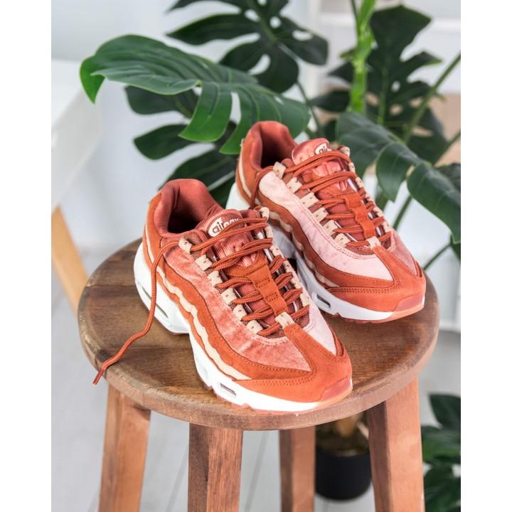 Женские кроссовки Nike Air Max 95 Orange