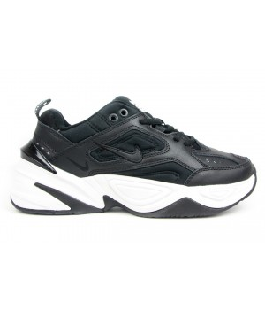 Кроссовки Nike m2k Techno BLACK/WHITE
