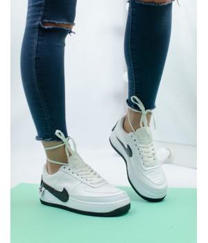 Кроссовки Nike Air Force 1 Jester XX White/Black