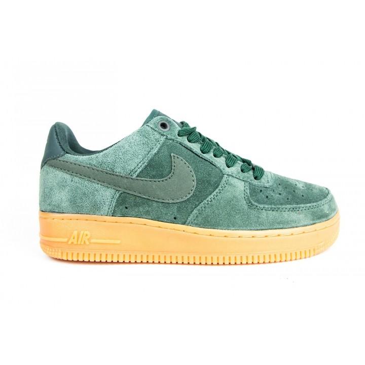 Кроссовки Nike Air Force Green