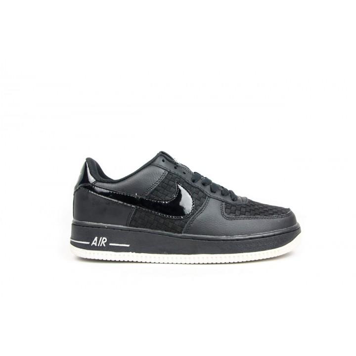 Кроссовки мужские Nike Air Force, Black