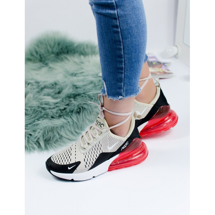 Кроссовки Nike Air Max 270 Sand Black