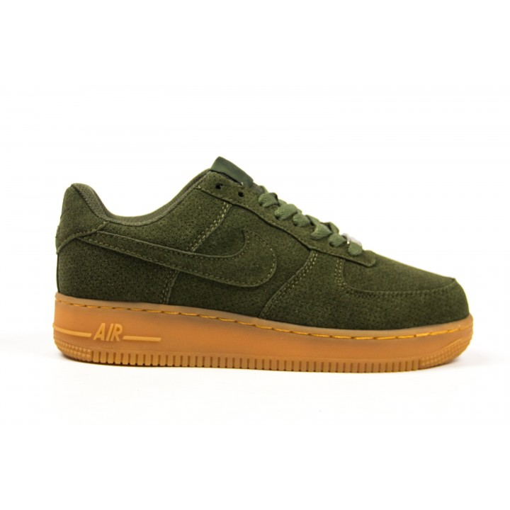 Кроссовки Nike Air Force Green