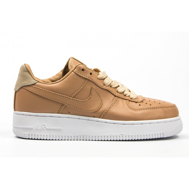 Кроссовки Nike Air Force Beige&White