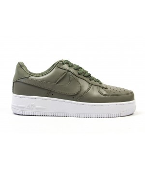 Кроссовки Nike Air Force Green&White