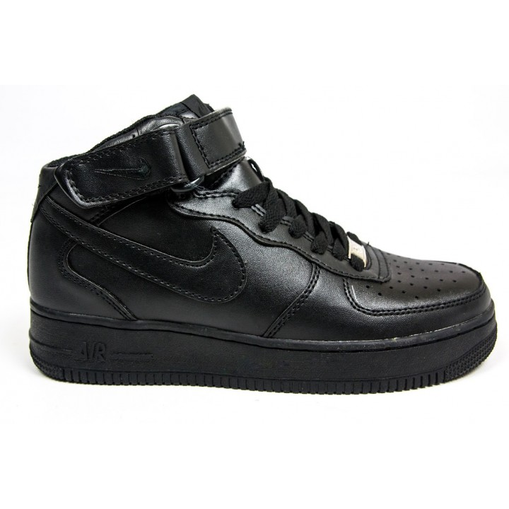 Кроссовки Nike Air Force 1 '07 Black
