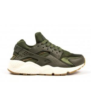 Кроссовки Nike Air Huarache Green