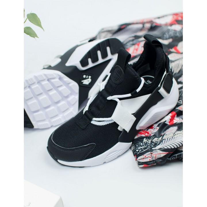 Кроссовки Nike Air Huarache City Black