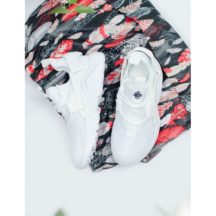 Кроссовки Nike Air Huarache City White