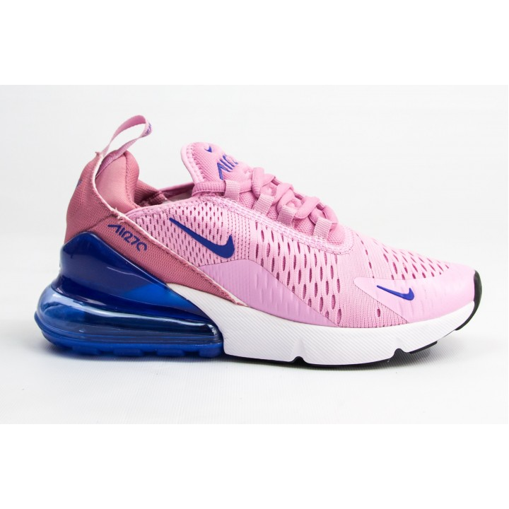 Кроссовки Nike Air Max 270 Pink&Navy