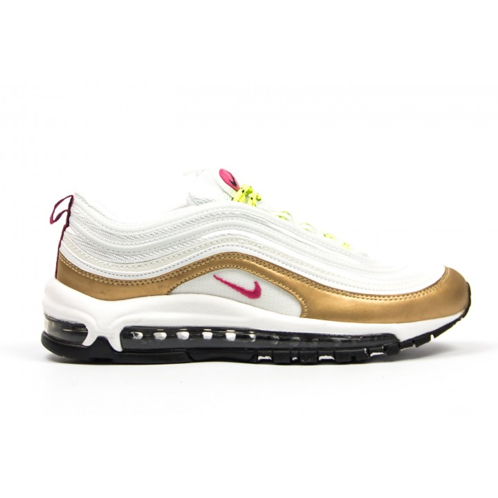 Кроссовки Nike Air Max 97 White&Bronze