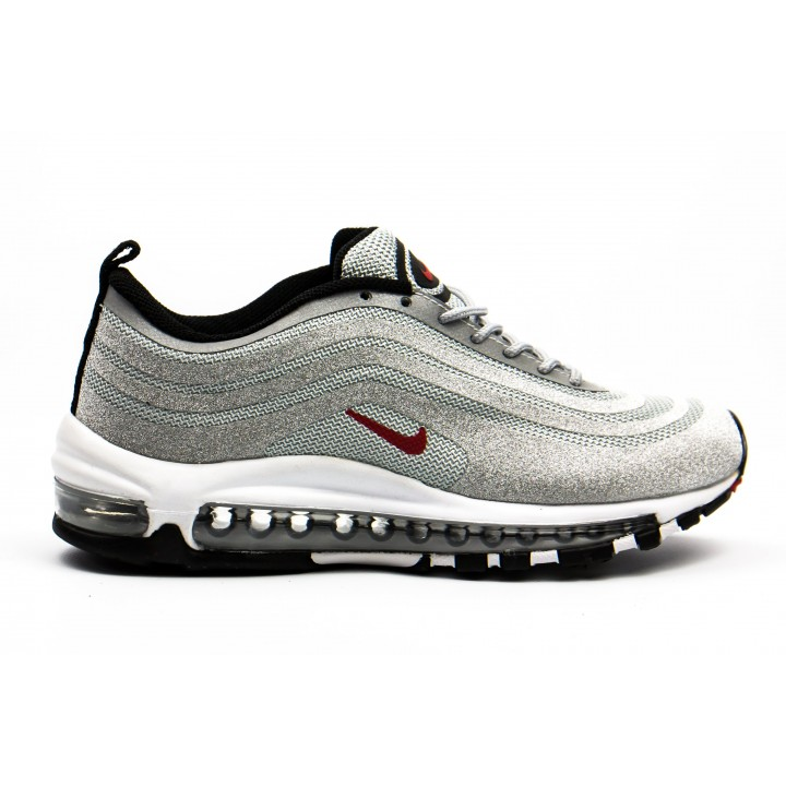 Кроссовки Nike Air Max 97 Silver Grey