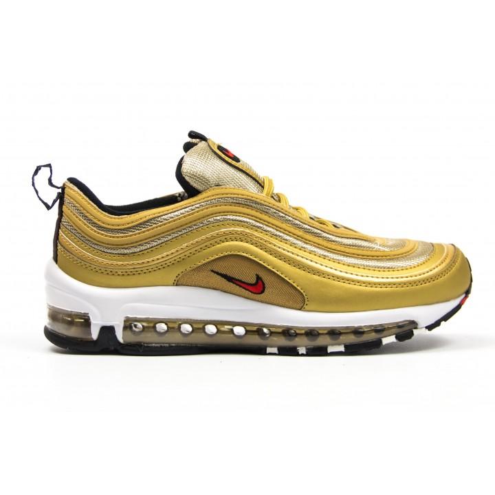 Кроссовки Nike Air Max 97 Gold