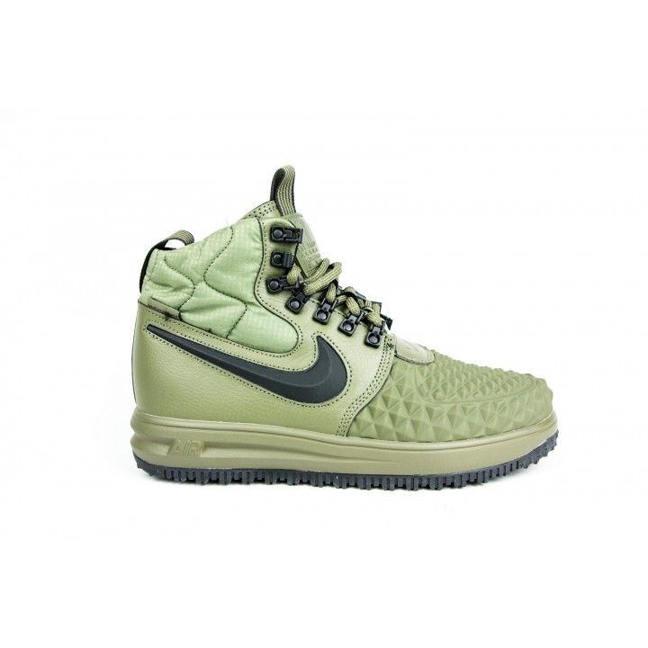 Кроссовки Nike Lunar Force 1 Duckboot  green