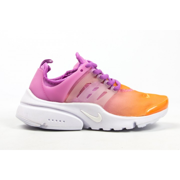Кроссовки Nike Air Presto Pink&Orange