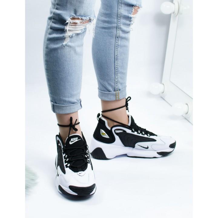 Женские кроссовки  Nike Zoom 2K White/Black