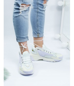 Женские кроссовки  Nike Zoom 2K White