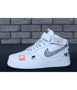 Мужские кроссовки Nike Air Force 1 Hi Just Do It