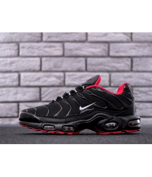 Мужские кроссовки Nike Air Max TN Plus Black/Red
